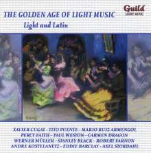 The Golden Age Of Light Music: Light And Latin, CD