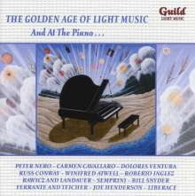 The Golden Age Of Light Music: And At The Piano ..., CD