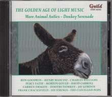 Nostalgie: The Golden Age Of Light Music: More Animal Antics - Donkey Serenade, CD