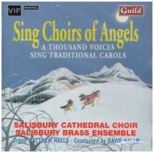 Sing Choirs of Angels, CD
