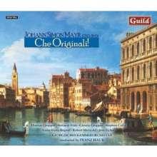 Johann Simon (Giovanni Simone) Mayr (1763-1845): Che Originali!, 2 CDs