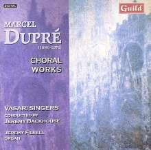 Marcel Dupre (1886-1971): De Profundis, CD