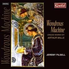 Arthur Wills (geb. 1926): Orgelwerke, CD