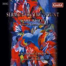 Carl Rütti (geb. 1949): Geistliche Chorwerke, CD