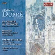 Marcel Dupre (1886-1971): La France au Calvaire op.49, CD