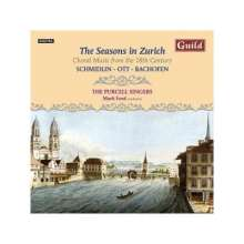 Purcell Singers - The Seasons in Zurich, CD