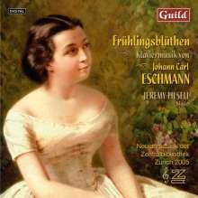 Johannes Carl Eschmann (1826-1882): Klavierwerke, CD