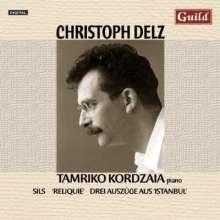 Christoph Delz (1950-1993): Klavierwerke, CD