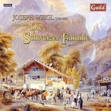 Joseph Weigl (1766-1846): Die Schweizer Familie, 2 CDs
