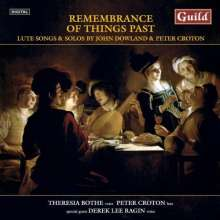 Theresia Bothe - Remembrance of Things Past, CD