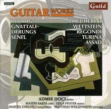 Admir Doci - Guitar Works, CD