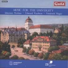 Friedrich Hegar (1841-1927): Festliche Kantate zur Einweihung des Hauptgebäudes der Universität Zürich 1914, CD