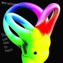Nils Wogram (geb. 1972): Things We Like To Hear, CD