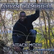 Arlyn Campell: Attack Mode, CD