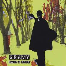 Gravy: Said & Done, CD