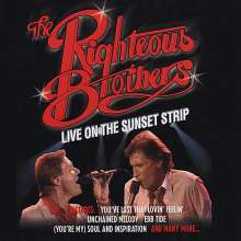 The Righteous Brothers: Righteous Brothers: Live On Th, CD