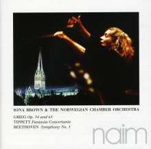 Norwegian Chamber Orchestra, CD