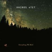 Kairos 4tet: Everything We Hold, CD