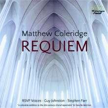 Matthew Coleridge (20. Jahrhundert): Requiem für Chor,Cello,Orgel, CD