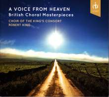 King's Consort Choir - A Voice From Heaven, CD