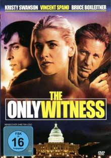 The Only Witness, DVD