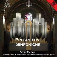 Davide Paleari - Prospettive Sinfoniche, CD
