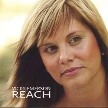 Vicky Emerson: Reach, CD