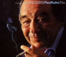 Paul Kuhn (1928-2013): My World Of Music - Live At The King Kamehameha, CD