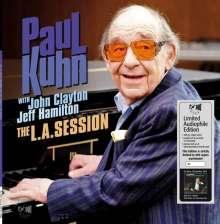 Paul Kuhn (1928-2013): The L.A. Session (180g) (Limited Numbered Edition), LP