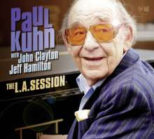 Paul Kuhn (1928-2013): The L.A. Session, CD