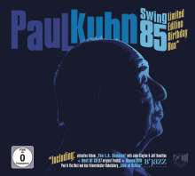 Paul Kuhn (1928-2013): Swing 85 (Limited Edition Birthday Box) (2CD + DVD), 2 CDs