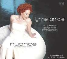 Lynne Arriale (geb. 1957): Nuance: The Bennett Studio Sessions (CD + DVD), 1 CD und 1 DVD