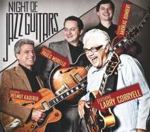 Larry Coryell, Paulo Morello, Helmut Kagerer & Andreas Dombert: Night Of Jazz Guitars, CD