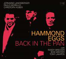 Hammond Eggs: Back In The Pan, CD