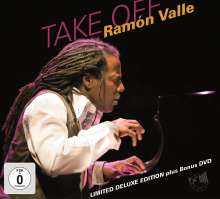 Ramón Valle (geb. 1964): Take Off (Limited Deluxe Edition) (CD + DVD), 2 CDs