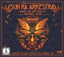 Sun Ra (1914-1993): Live At Babylon (Limited-Deluxe-Edition), 2 CDs