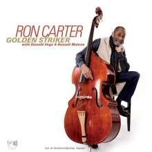 Ron Carter (geb. 1937): The Golden Striker (Live At Theaterstübchen, Kassel) (180g), 2 LPs