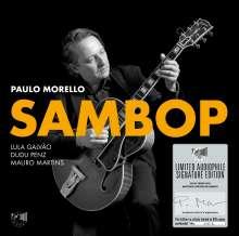 Paulo Morello (geb. 1970): Sambop (180g) (Limited Numbered Edition), LP