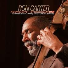 Ron Carter (geb. 1937): Foursight: Stockholm Vol.1, CD