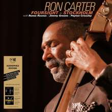 Ron Carter (geb. 1937): Foursight - Stockholm (Audiophile Edition) (180g), 2 LPs