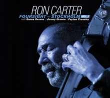 Ron Carter (geb. 1937): Foursight: Stockholm Vol.2, CD
