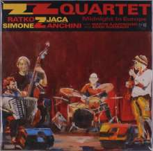 ZZ Quartet: Midnight In Europe (180g) (Limited Numbered Signature Edition), 2 LPs