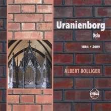 Die Orgel in Uranienborg Oslo 1884 - 2009, SACD
