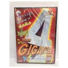 4 Gigantes De El Salvador / Various: 4 Gigantes De El Salvador / Various, DVD