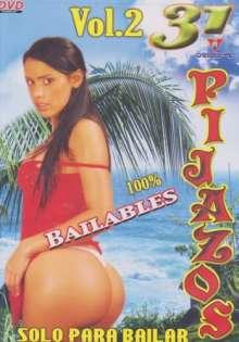 37 Pijazos Bailables: 100% SOLO PARA BAILAR 2, DVD