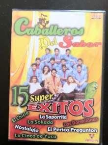 Caballeros Del Sabor: 15 Super Exitos, DVD