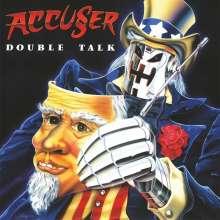Accu§er: Double Talk (Limited Edition), LP