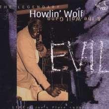 Howlin' Wolf: Howling Wolf 1973 - Live At Joe's, CD