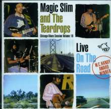 Magic Slim (Morris Holt): Live On The Road, CD