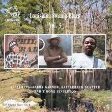 Louisiana Swamp Blues V.3, CD
